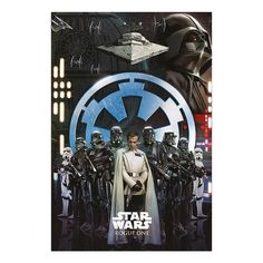 Star Wars Rogue One Empire Poster | iPosters