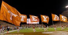 University of Texas longhorns - football stadium