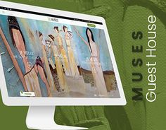"Check out new work on my @Behance portfolio: ""Muses – Guest House-Web site"" http://be.net/gallery/44218497/Muses-Guest-House-Web-site"