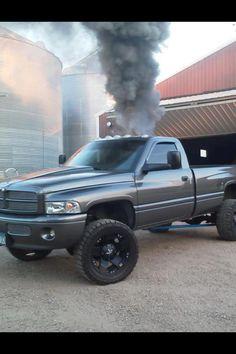 Charcoal Grey Truck : charcoal, truck, Trucks, Ideas, Trucks,, Offroad, Vehicles,