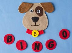 Sing the song but use other words or children's names. Have kids point to the letters of the word as they sing. They could even put the letters on as they sing the song.