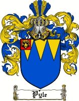 Pyle Coat of Arms / Pyle Family Crest