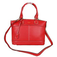 Louis Vuitton Suhali Leather LOCKIT PM M43220 Red - $229.00