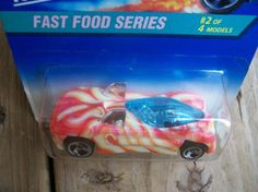 HOT WHEELS FAST FOOD SERIES PASTA PIPES  FREE SHIPPING!!
