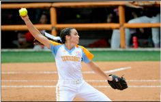 Ivy Renfroe of the Tennessee Lady Volunteers