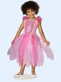 Child Pink Princess Costume Small Storytime