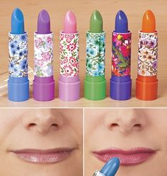 mood lipstick - wow I forgot all about these