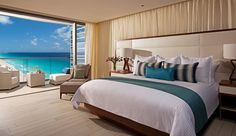 Gourment dining, the powder-white sands of #Cancun, and uncomprimised luxury. Secrets The Vine is one of the most desirable adults-only resorts.