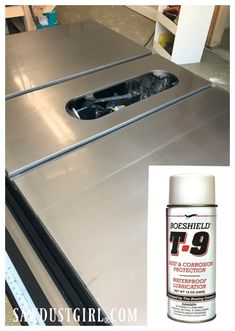 How to Remove Rust from Tools & Cleaning Power Tools Renovation, cabinet building and woodworking plans and tutorials. Build like a Girl®How to Remove Rust from Tools – Cleaning Power ToolsToda Woodworking Desk, Woodworking Projects, Woodworking Forum, Woodworking Patterns, Welding Projects, Garden Projects, Diy Projects, Homemade Toilet Cleaner, Cleaning Painted Walls