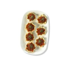Mozzarella Boulettes - Create the tastiest Mozzarella Boulettes, Tostitos® own Mozzarella Boulettes Recipe with step-by-step instructions. Make the best Mozzarella Boulettes Recipe for any occasion.