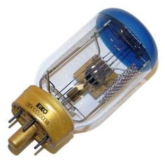 Eiko 01350 - DEK Projector Light Bulb by Eiko. $49.95. 500 watt 120 volt T12 Pin (G17q-7 G17q-a2a) Base 3,250K DEK/DFW/DHN Projector / Stage / Studio Incandescent Eiko Light Bulb