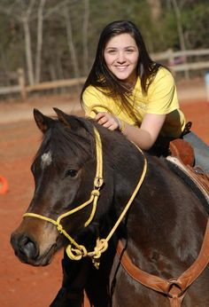 Sixteen-year-old, La'el fell in love with her grandparents' horses before she could even walk. By the age of seven, sheRead more »