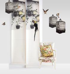 Deborah Bowness wallpaper - adore it