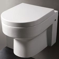 Modern  Dual Flush Elongated Toilet 1 Piece