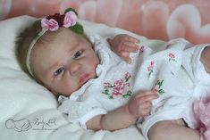 Tigerlily by Cassie Brace - Online Store - City of Reborn Angels Supplier of Reborn Doll Kits and Supplies