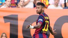 - Best goals celebrations of the season Neymar Jr, Fc Barcelona, One Team, Photo Galleries, Goals, Seasons, Celebrities, Sexy, Sports