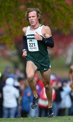 The Michigan State men's cross country team earned an at-large bid to the NCAA Cross Country Championship, as announced on Saturday, Nov. 10. The men will compete at the national meet for the first time since 2009. #spartans