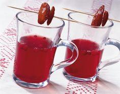 Punainen glögi | K-ruoka #joulu #juoma