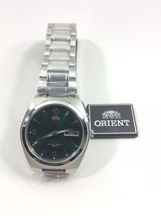 Reloj Orient Hombre Automático Tres Estrellas Acero Original - $ 199.900 en…