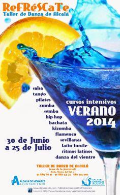 CURSOS Y FORMACIÖN PARA EL EMPLEO: Taller de Danza. Cursos Intensivos Verano 2014