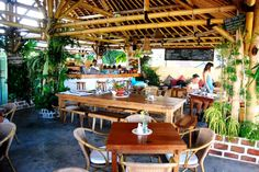 30 OF BALI'S BEST CAFES — The Bali Bible