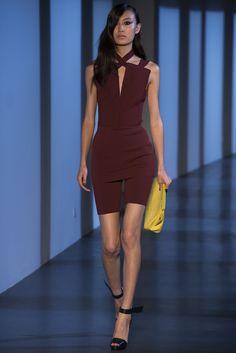 Mugler Spring 2013 Ready-to-Wear Fashion Show - Shu Pei Qin