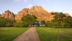 Rhodes Cottage | Franschhoek Accommodation | Perfect Hideaways