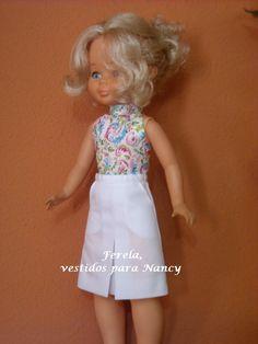 Girls Dresses, Flower Girl Dresses, Summer Dresses, E Ca, Barbie, Wedding Dresses, Fashion, Vestidos, Antique Dolls