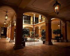 View deals for Hotel de la Opera. Palacio de San Carlos is minutes away. Breakfast, WiFi, and parking are free at this hotel. Built Environment, Columbia, Paradise, Mansions, House Styles, Building, Places, Travel, San Carlos
