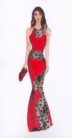 Fashion Illustration blog