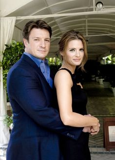 Castle and Beckett. They are going to get married in the fall.