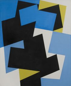 The Erling Neby Collection offers a personal presentation of Concrete and Geometric Art, as seen through the eyes of a Nordic collector. Constructivism, State Art, Geometric Art, Oil On Canvas, Abstract Art, Arts And Crafts, Painting, Collection, Colorful