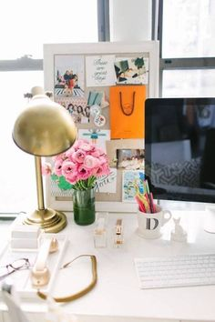 10 Inspiring Home Offices - Working From Home Office