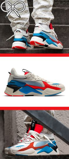 A reinvention of the 80s. Made with innovative cushioning technology. Puma  Sneakers Shoes d1667d2415ec