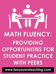 One of the most underused teaching strategies is peer coaching. If done properly misconceptions and clarification can be given to students in a peer setting. Teaching Second Grade, Second Grade Math, Teaching Numbers, Math Numbers, Math Resources, Math Activities, Classroom Resources, Teaching Strategies, Teaching Tips