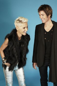 Roxette  you 2 have created music forever.......  Great pop, fantastic ballads.