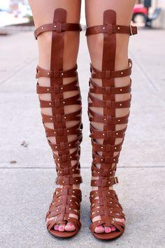 Warrior Sandal