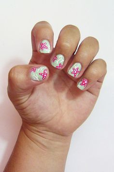 You don't have to fly to a tropical destination for a snorkeling excursion to get a glimpse of the beauty in the sea. With this nail art tutorial, it's easy to paint your favorite underwater scenes, such as coral and starfish, right on your nails. Here's how to get these fun-loving summer nails. - DivineCaroline.com