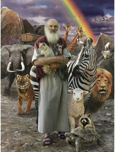 Noah will be brought back to life in the resurrection of the righteous. I would guess he will enjoy having many pets, and knowing that they are all descendants of the animals he cared for on the ark.