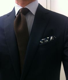 la casuarina • Monday, front and center. Zegna suit (Milano cut)...