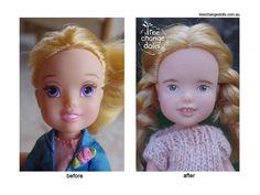 Zdjęcie numer 17 w galerii - Z wampa w dziewczynkę. Dlaczego Sonia Singh przerabia lalki Barbie?