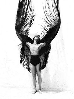 Ruven Afanador : Angel Gitano