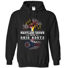 (GrownRoot001) GrownRoot001-007-MARYLAND, Order HERE ==> https://www.sunfrog.com/No-Category/GrownRoot001-GrownRoot001-007-MARYLAND-5351-Black-Hoodie.html?89701, Please tag & share with your friends who would love it , #christmasgifts #renegadelife #superbowl