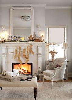 Camilla At Home: White Christmas