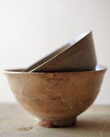 Wabi Sabi bowls