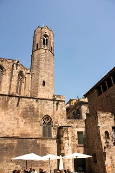 Barcelona is one of the oldest cities on the Iberic Peninsula. Traces of ancient Barcino are found all the time and some are open to the public. Barcelona Tourism, Old City, Romans, Notre Dame, Old Things, Building, Travel, Museums, History