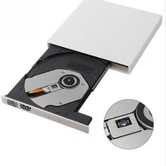 Portable CD RW Burner Writer USB 2.0 External DVD Drive Combo Reader DVD ROM Player for Laptop Computer pc, Windows7/8 White #electronicsprojects #electronicsdiy #electronicsgadgets #electronicsdisplay #electronicscircuit #electronicsengineering #electronicsdesign #electronicsorganization #electronicsworkbench #electronicsfor men #electronicshacks #electronicaelectronics #electronicsworkshop #appleelectronics #coolelectronics
