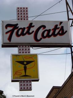 Fat Cats in Lake Geneva, Wisconsin