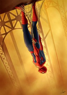 spider-man (peter benjamin parker)