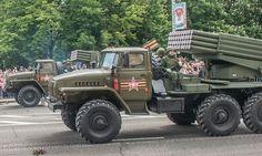 Стало известно, 9 мая к линии фронта из России вторгнутся 60 авто   Новости Украины, мира, АТО
